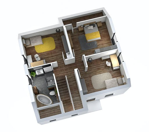 SR System - Einfamilienhaus EFH 144 Floorplan 4