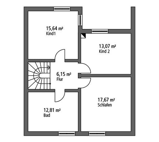 SR System - Einfamilienhaus EFH 147 Floorplan 2