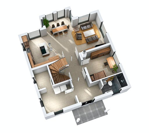 SR System - Stadtvilla STV 157 Floorplan 3