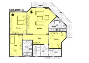 Stadthaus 220 -ZFH Grundriss