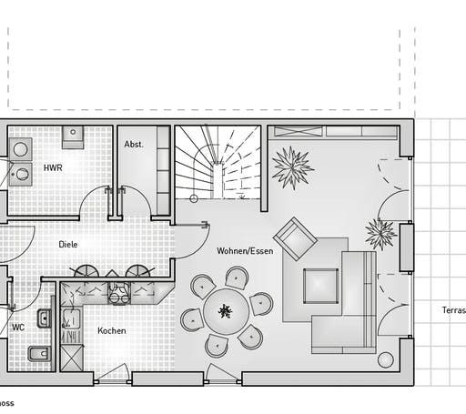 Stadthaus 52.11 Floorplan 1