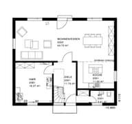 Stadthaus S 94/1.0 Grundriss