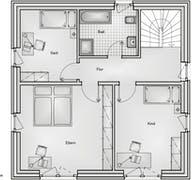 Stadthaus 22.32 Grundriss