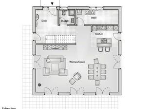 Stadthaus 22.36 Grundriss
