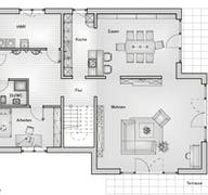 Stadthaus 22.69 Grundriss