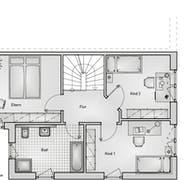 Stadthaus 52.12 Grundriss