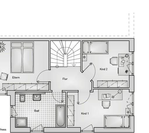Stadthaus 52.12 DHH Floorplan 2