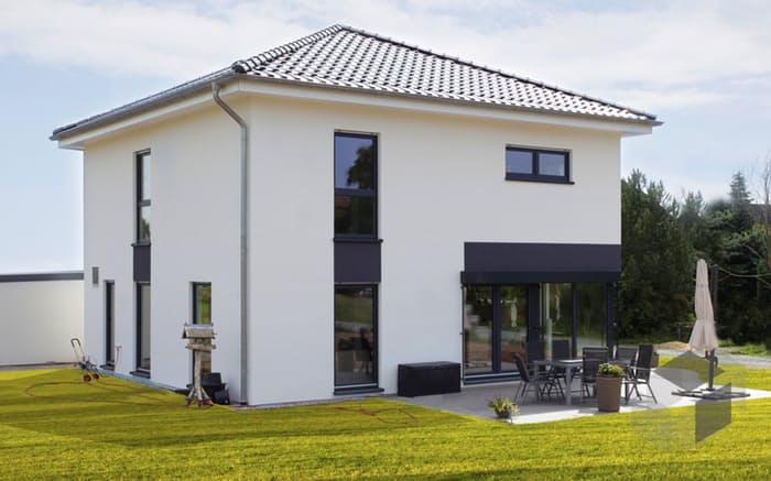 stadtvilla von partner-haus | fertighaus.de - Stadtvilla Fertighaus