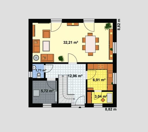 Stadtvilla S 1 floor_plans 1