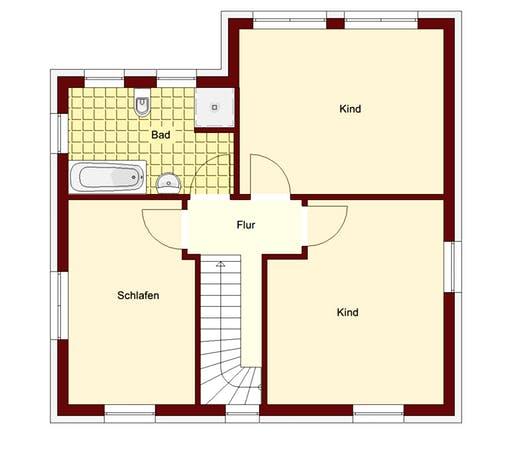 Stadtvilla Verona Floorplan 2