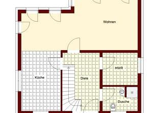 Stadtvilla Verona 121 Grundriss