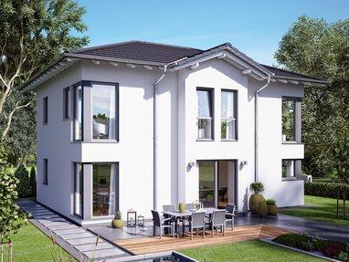 stadtvillen bauen | preise | anbieter | infos | fertighaus.de - Stadtvilla Fertighaus