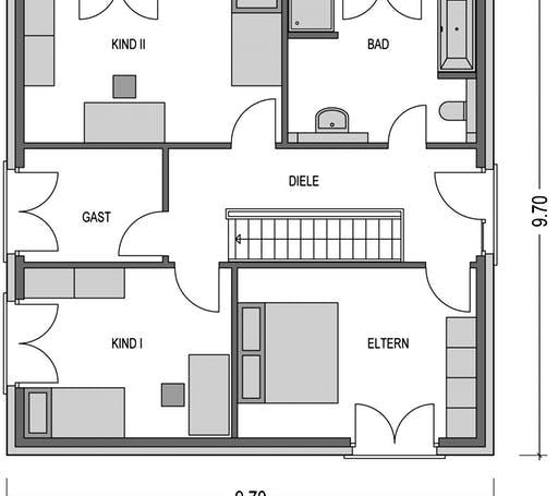 Villa SV140 Floorplan 2