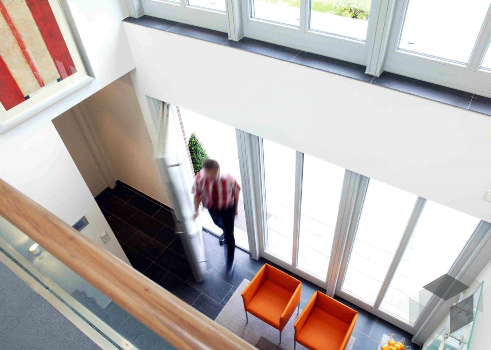 stadtvilla von haacke haus klassisch individuell. Black Bedroom Furniture Sets. Home Design Ideas