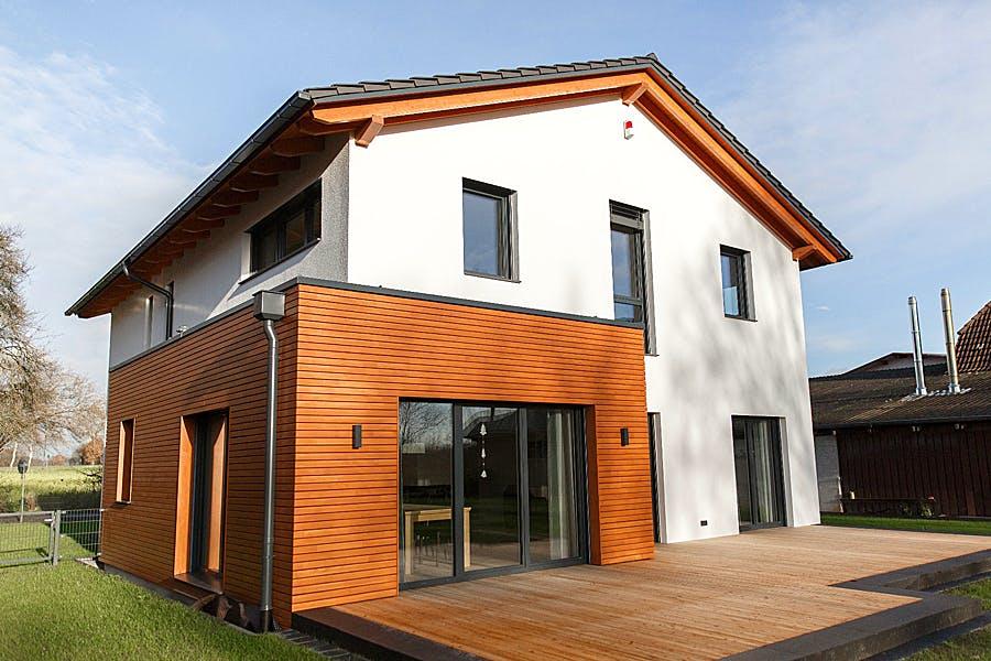 Stamm - Beispielhaus 1