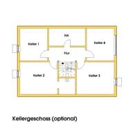 Stefanie (KfW-Effizienzhaus 40) Grundriss
