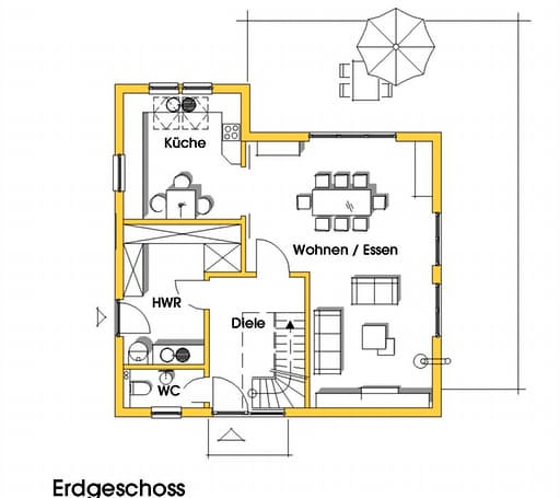 Steffy (KfW-Effizienzhaus 55) floor_plans 1
