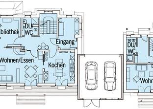 Steinhauser Grundriss