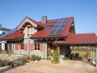 Steinheim von Rems-Murr-Holzhaus Außenansicht 1