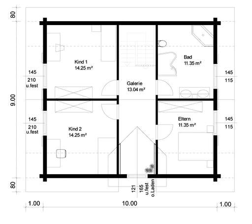 Steinheim Floorplan 2