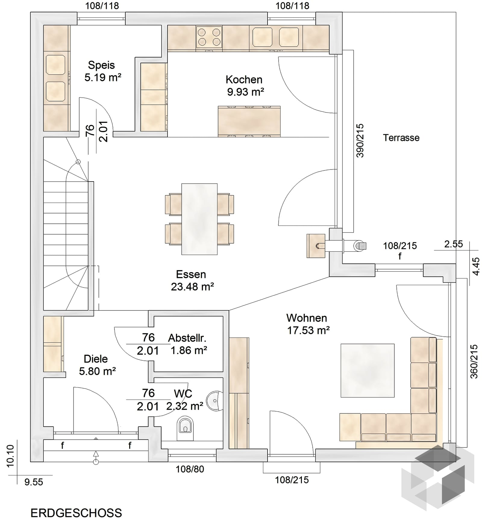 straubenhardt von albert haus komplette daten bersicht. Black Bedroom Furniture Sets. Home Design Ideas