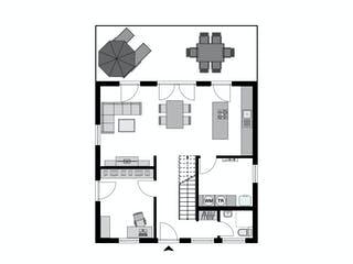 Work-Life-Edition CITY II 146 von STREIF Haus Grundriss 1