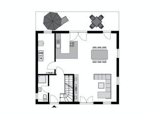 Family Klassiker VG Basis von STREIF Haus Grundriss 1