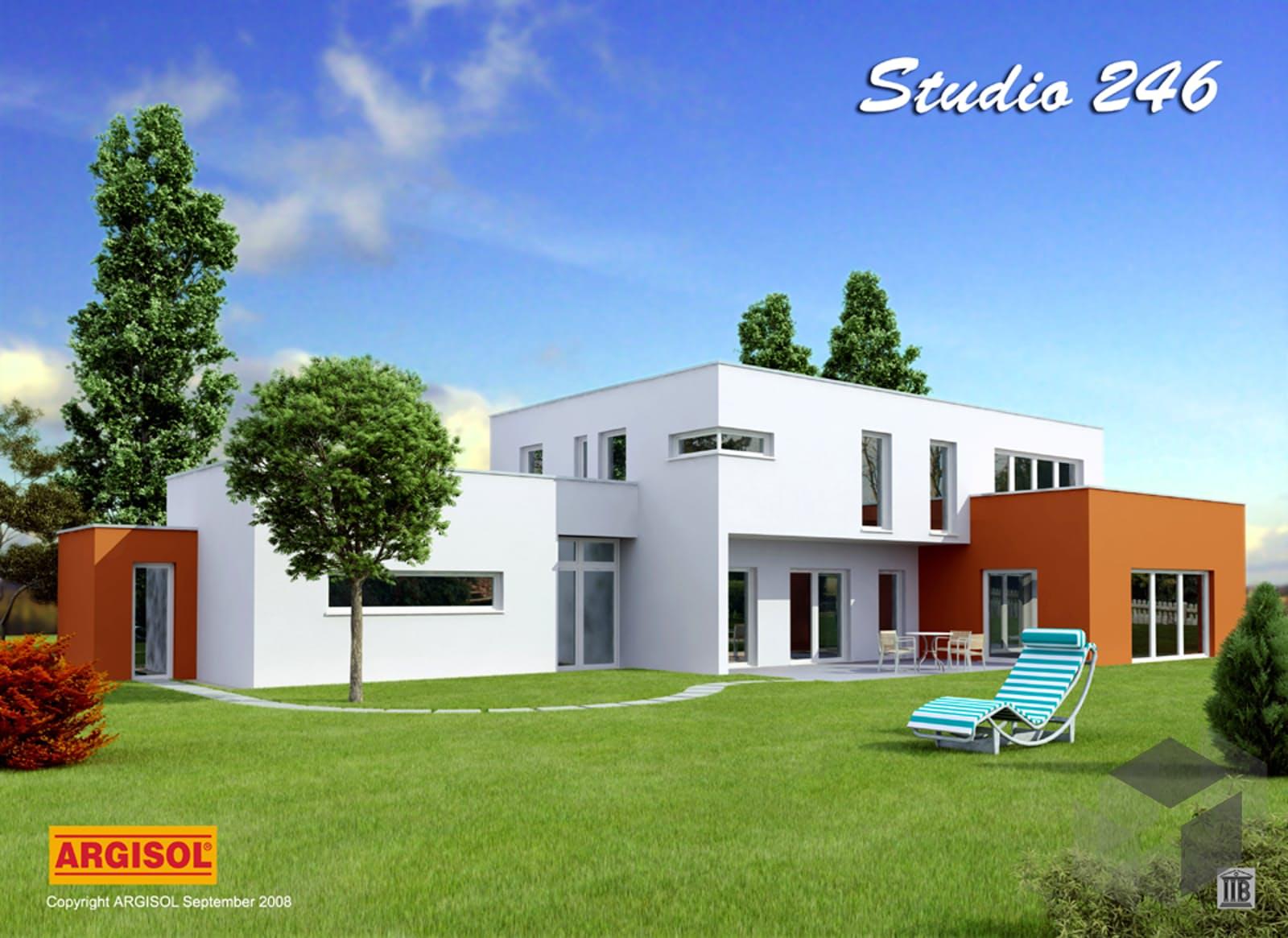 studio 246 von argisol bausysteme bewa gmbh komplette. Black Bedroom Furniture Sets. Home Design Ideas