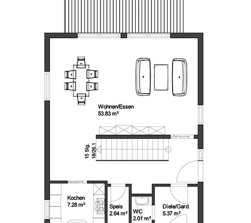 Stuttgart Floorplan 1