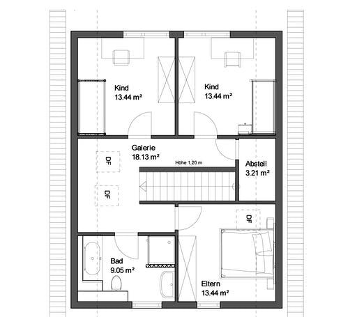 Stuttgart Floorplan 2