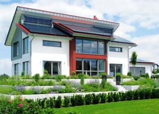 Style (Sonnenenergiehaus) exterior 4