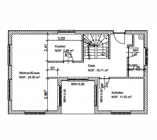 Style Floorplan 1
