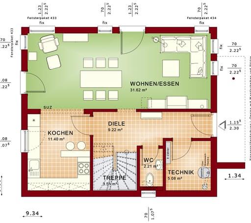 Sunshine 125 V4 floor_plans 1