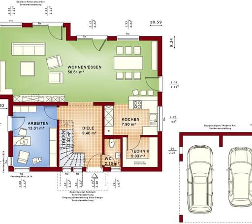 Sunshine 165 V2 floor_plans 0