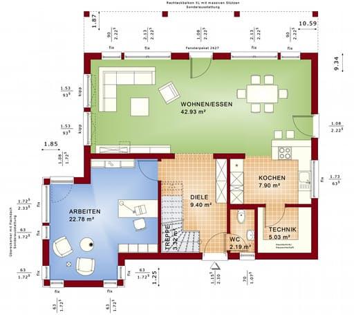 Sunshine 165 V7 floor_plans 0
