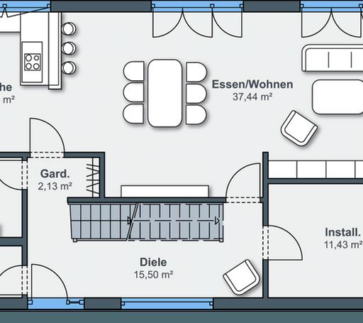 Sunshine 310 von weberhaus komplette daten bersicht for Floor plans for 160 000