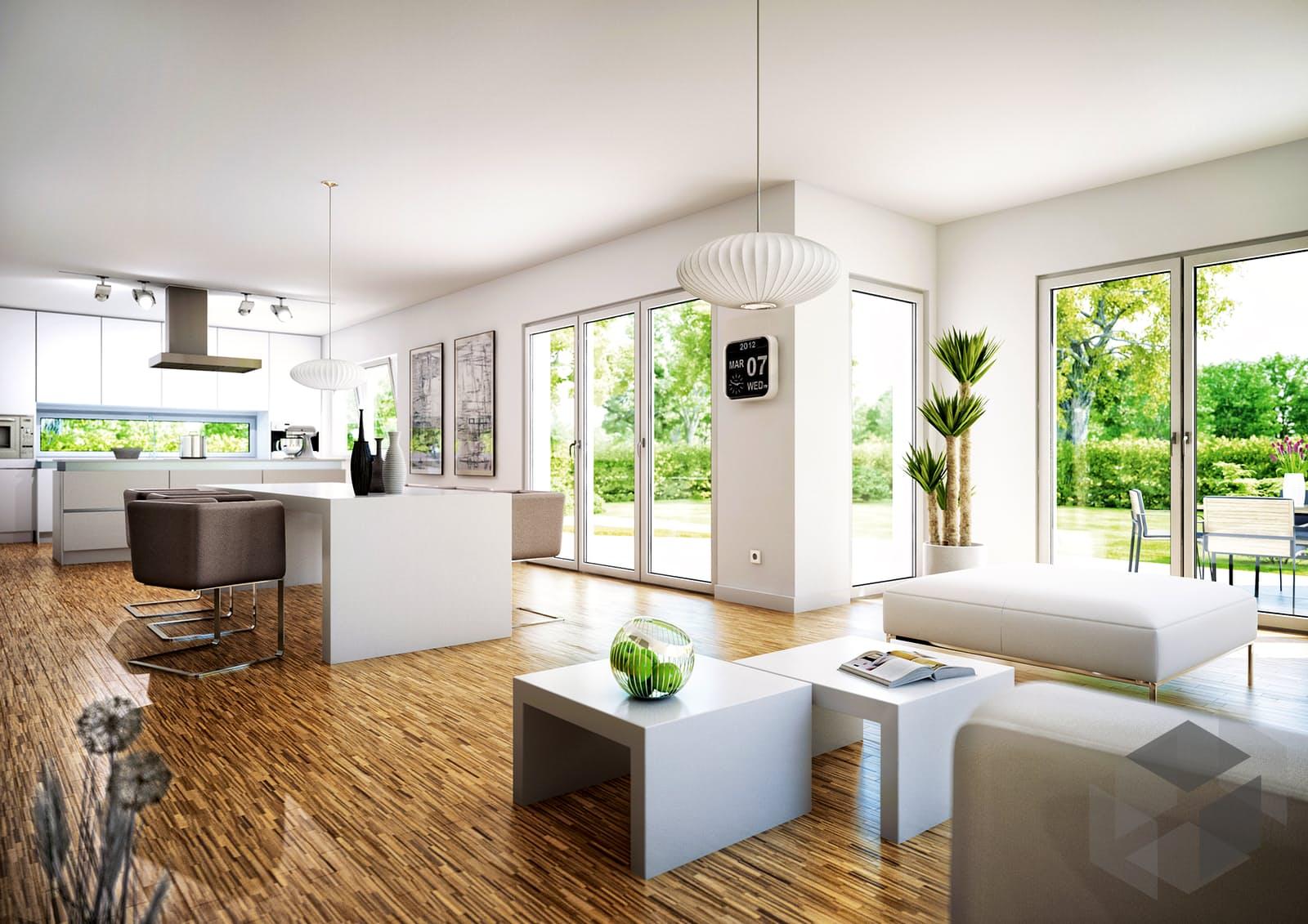 Sunshine 310 inactive von weberhaus komplette for Amerikanisches wohnzimmer
