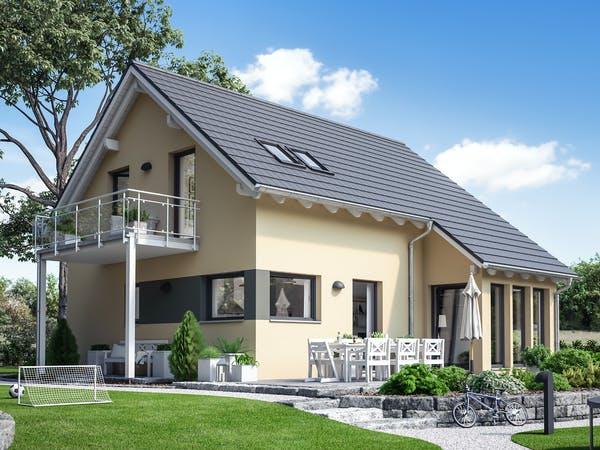 Einfamilienhaus im klassischen Stil