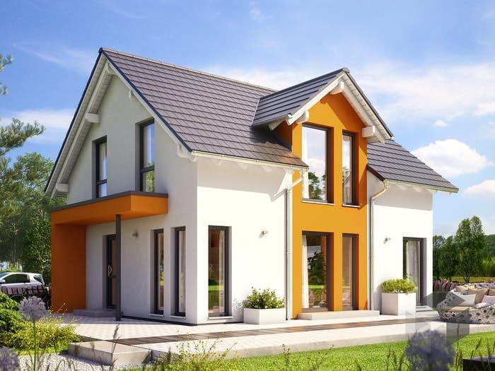 SUNSHINE 125 V3 Von Living Haus | Komplette Datenübersicht   Fertighaus.de