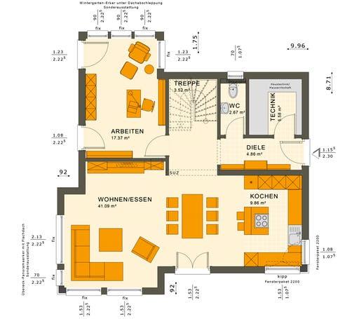 Sunshine 143 V2-V3 Floorplan 3