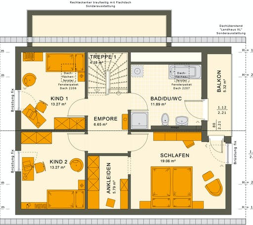 Sunshine 143 V2 Floorplan 6