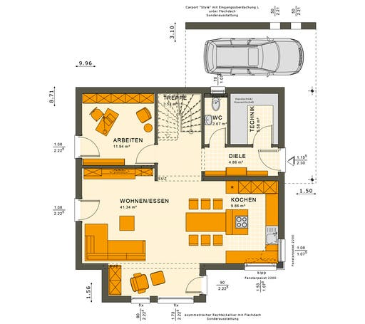 Sunshine 143 V4-V5 Floorplan 3
