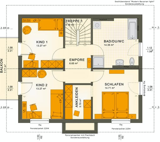 Sunshine 143 V4 Floorplan 6