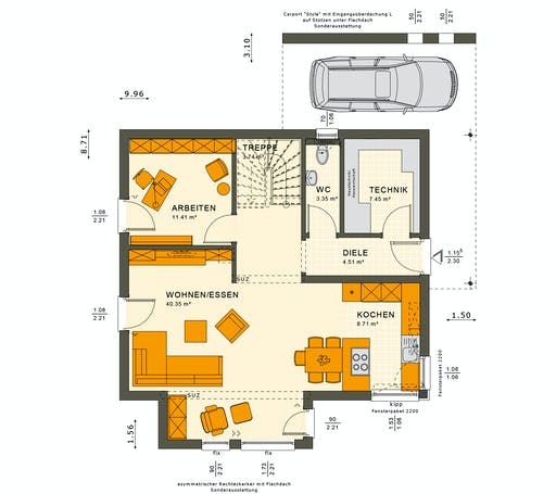 Sunshine 143 V5 Floorplan 3