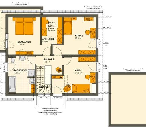 Sunshine 165 V2-V3 Floorplan 2
