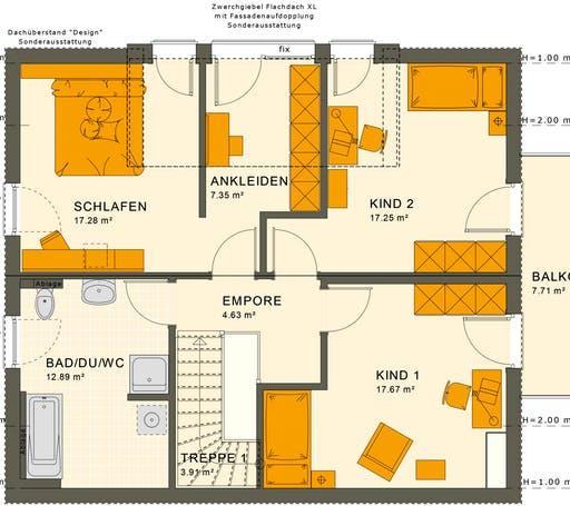 Sunshine 165 V2-V3 Floorplan 4