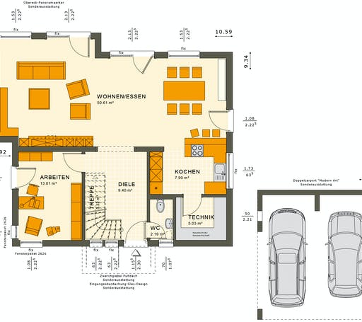 Sunshine 165 V2 Floorplan 5