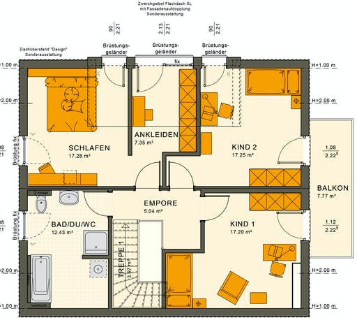 Sunshine 165 V3 Floorplan 4