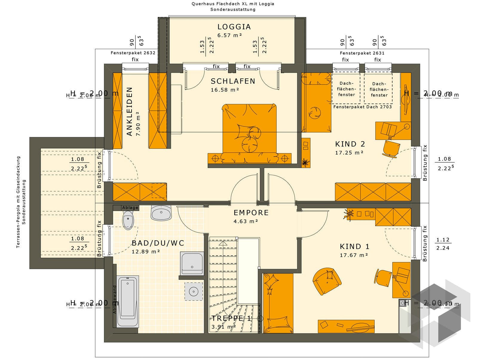 sunshine 165 v4 von living haus komplette daten bersicht. Black Bedroom Furniture Sets. Home Design Ideas