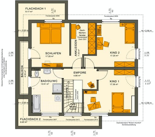 Sunshine 165 V4 Floorplan 6